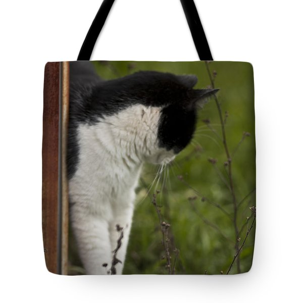 The Hunt Tote Bag by Kim Henderson