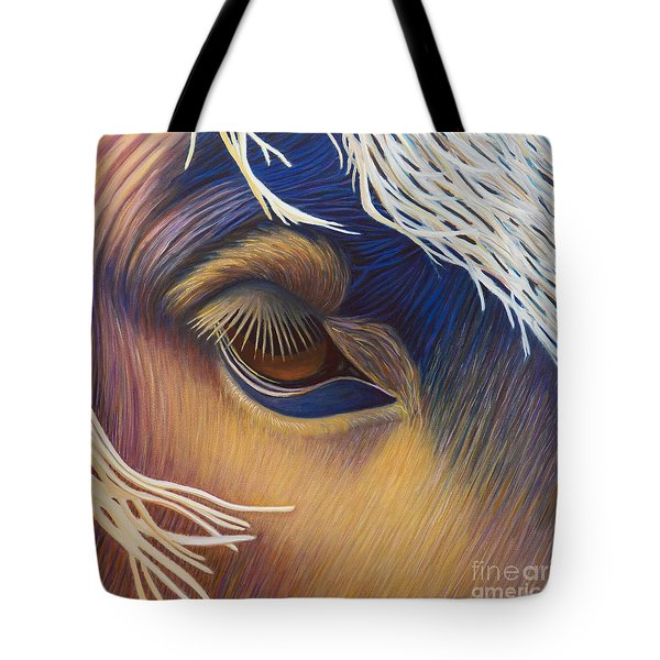 The Inner Voice Tote Bag by Brian  Commerford