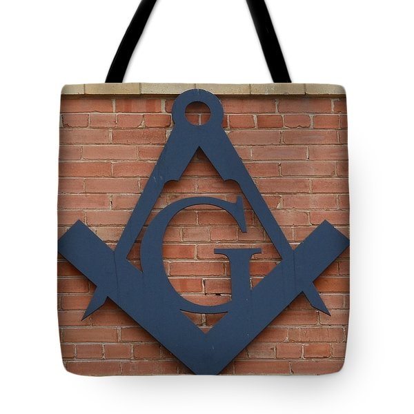 The Letter G Tote Bag by Nikki Marie Smith