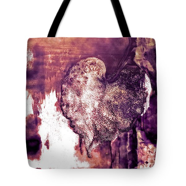 The Light Within Tote Bag by Linda Sannuti