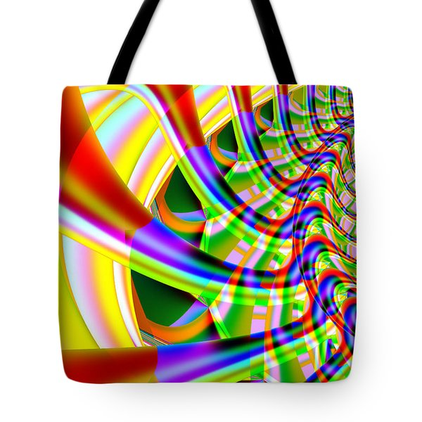 The Marching Band . Vertical . S14 Tote Bag by Wingsdomain Art and Photography