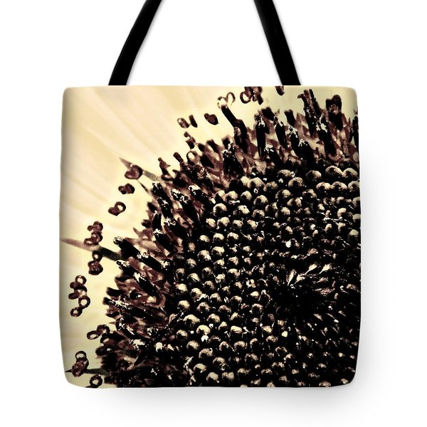 The Middle Tote Bag by Chris Berry