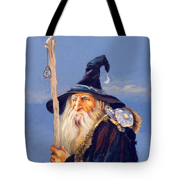 The Navigator Tote Bag by J W Baker