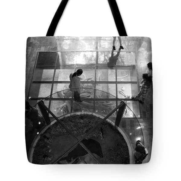 The Oculus Tote Bag by Lynn Palmer