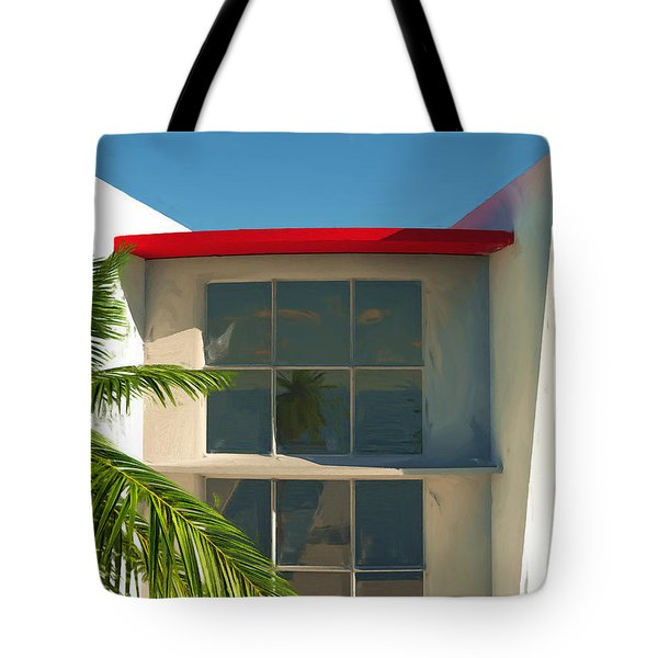 The Old Bay House Tote Bag by Richard Rizzo