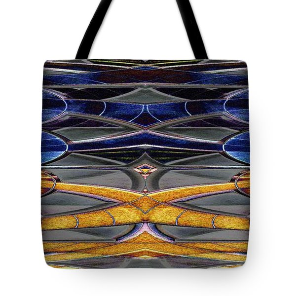 The Oricle Tote Bag by Tim Allen