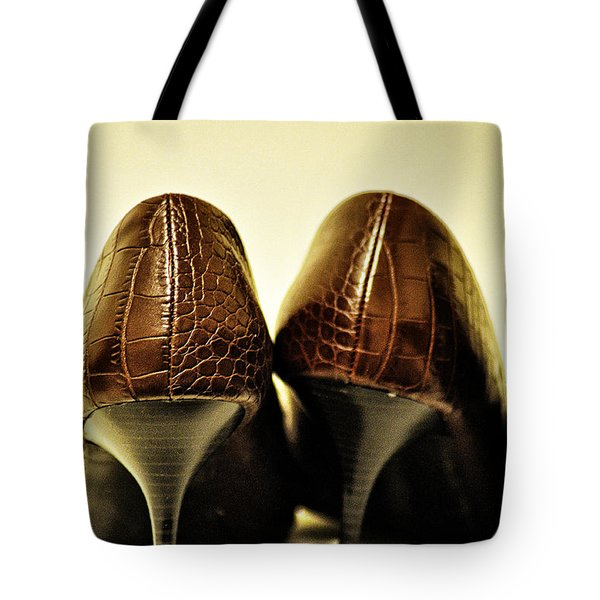 The Pair Tote Bag by Bill Cannon