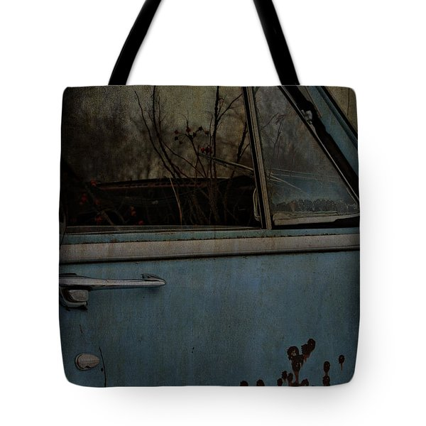 The Passenger  Tote Bag by Jerry Cordeiro