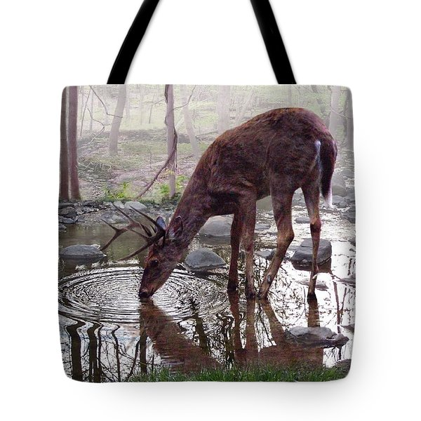 The Pause Tote Bag by Bill Stephens