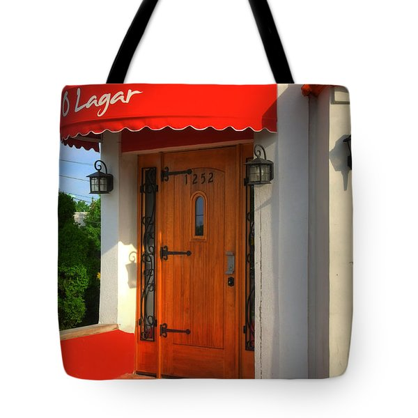 The Place Tote Bag by Paul Ward