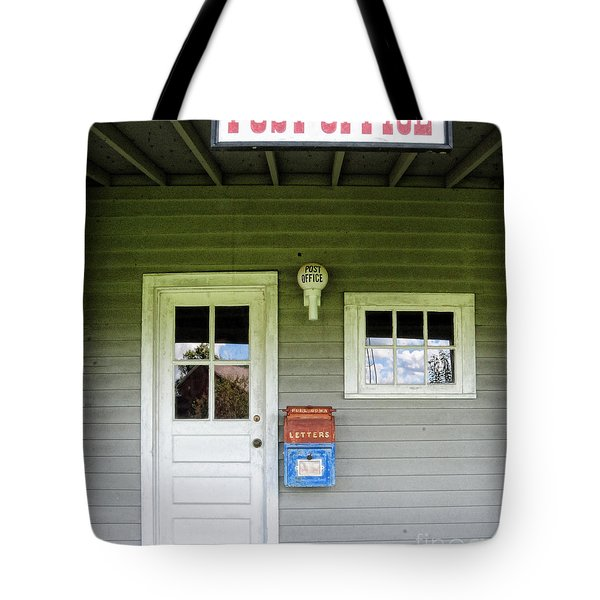 The Post Office Tote Bag by Paul Ward