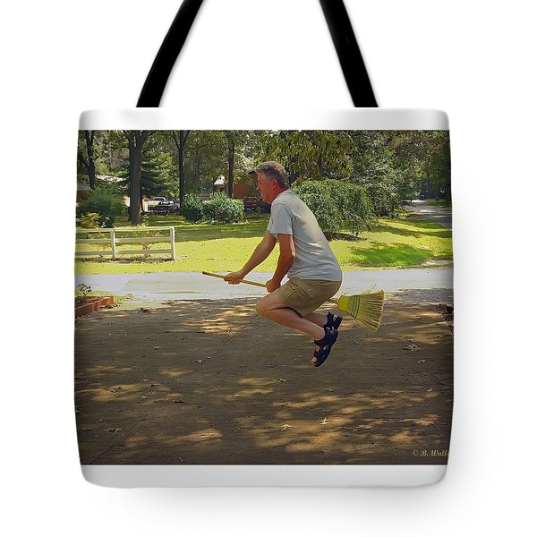 The Potter Effect Tote Bag by Brian Wallace