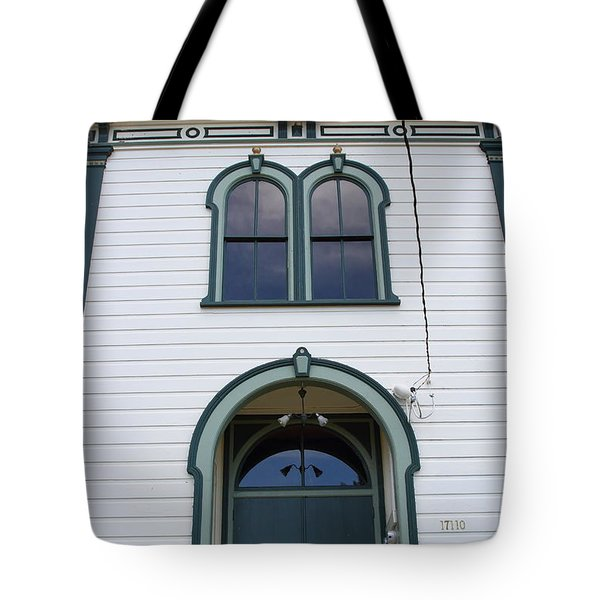 The Potter School House . Bodega Bay . Town of Bodega . California . 7D12480 Tote Bag by Wingsdomain Art and Photography