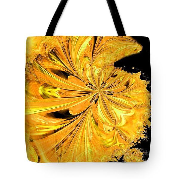 The Prince Is Having A Ball Tote Bag by Maria Urso