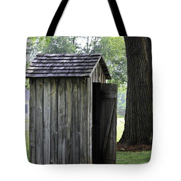The Privy Tote Bag by Teresa Mucha