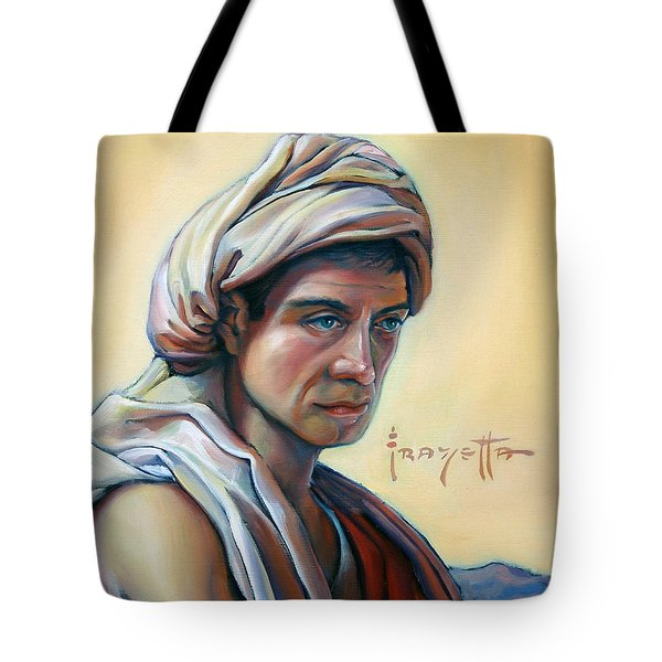 The Prophet Tote Bag by Patrick Anthony Pierson
