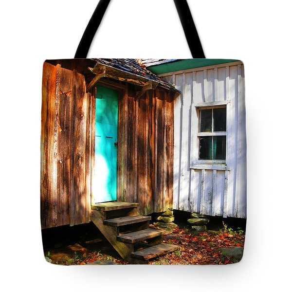 The Reagan House Kitchen Tote Bag by Paul Mashburn