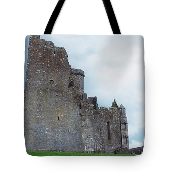 The Rock Of Cashel, Co Tipperary Tote Bag by The Irish Image Collection