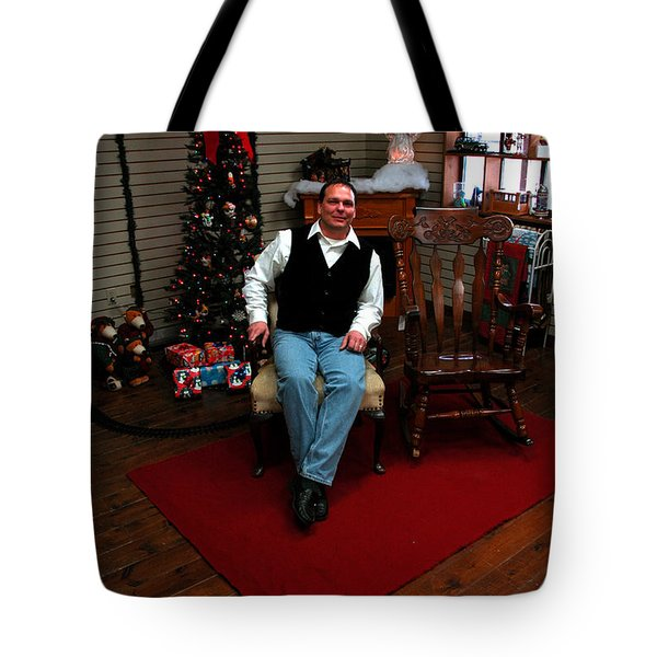 The Romeo Village Trading Post  Tote Bag by LeeAnn McLaneGoetz McLaneGoetzStudioLLCcom