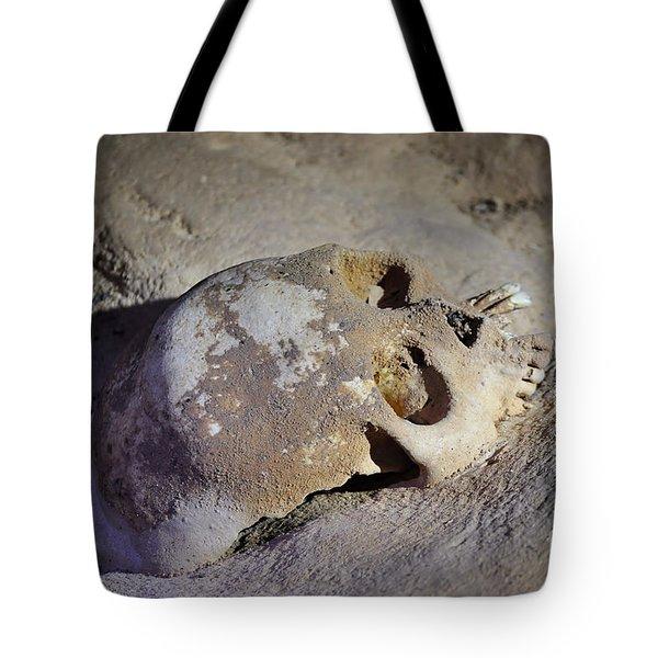 The Sacrifice Tote Bag by Li Newton
