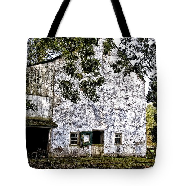 The Stone Barn Tote Bag by Bill Cannon