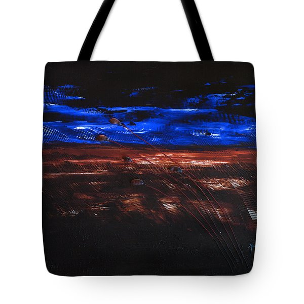 The Storm Tote Bag by Mauro Celotti