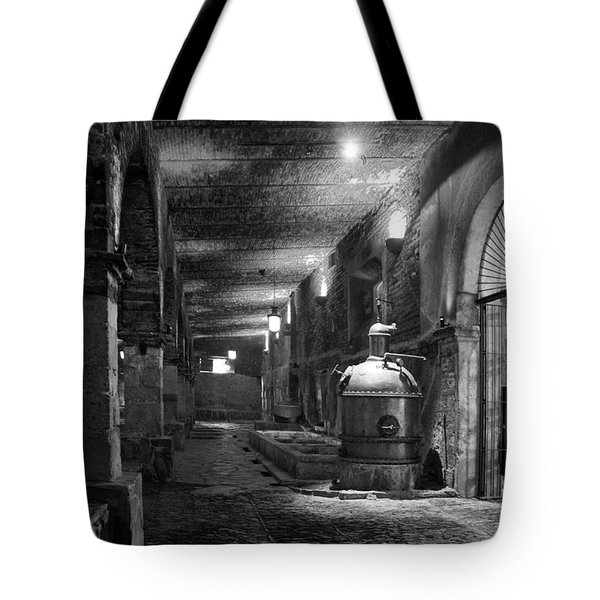 The Tequilera No. 2 Tote Bag by Lynn Palmer
