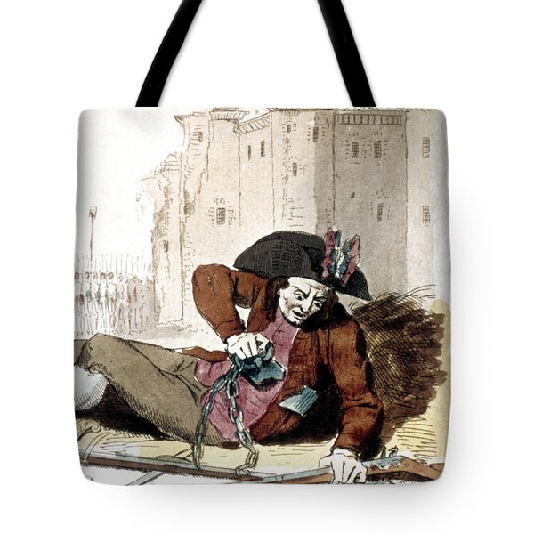 The Third Estate, 1792 Tote Bag by Granger
