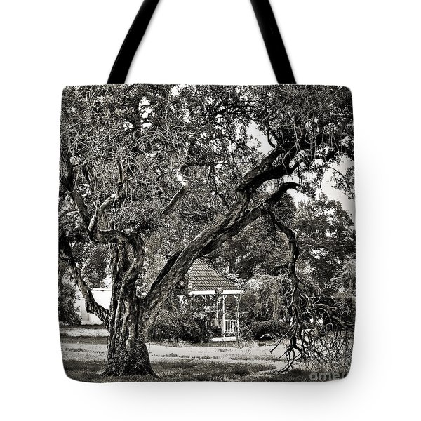 The Tree Which Moves ... Tote Bag by Gwyn Newcombe