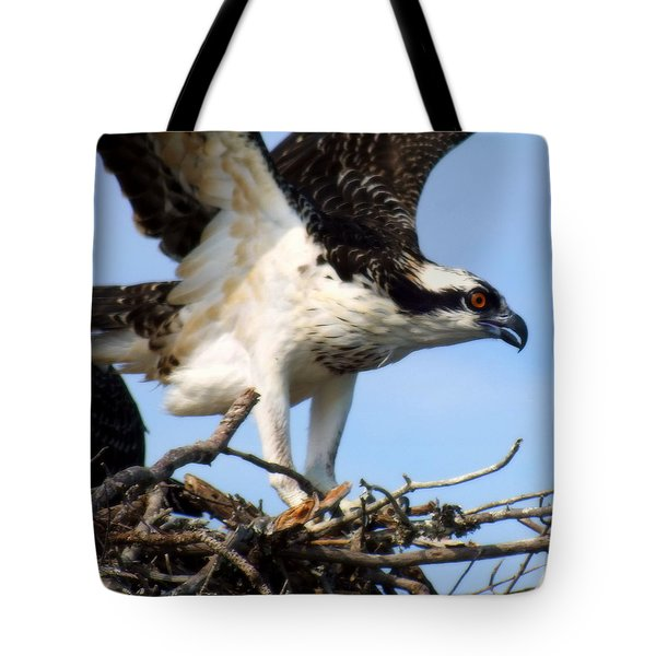 The True Fisherman Tote Bag by KAREN WILES