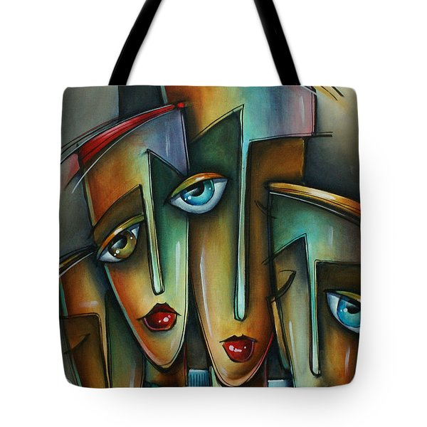 The Union Tote Bag by Michael Lang