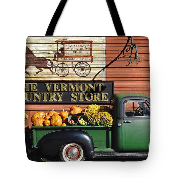 The Vermont Country Store Tote Bag by John Greim
