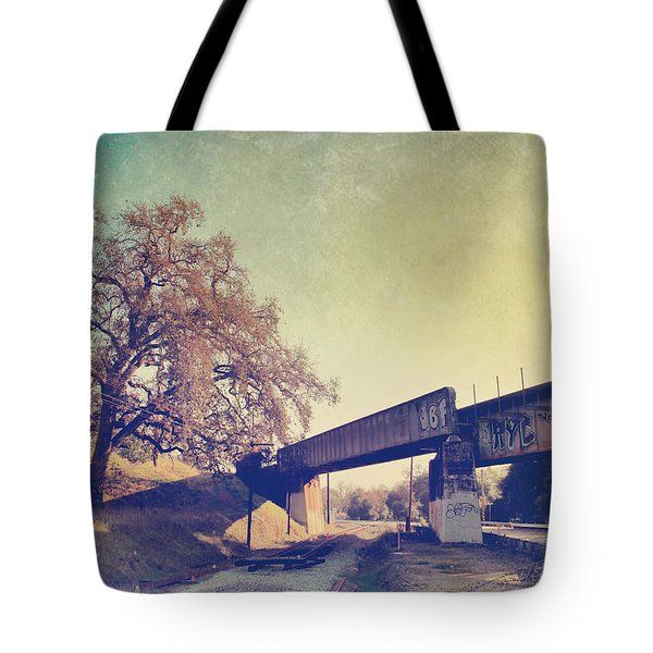 The Way I Felt That Day Tote Bag by Laurie Search