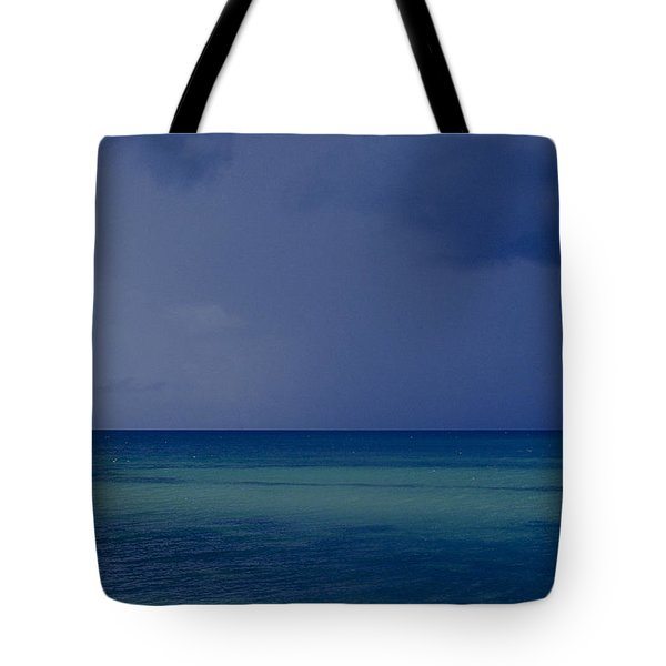 The Weather Is Changing Tote Bag by Heiko Koehrer-Wagner