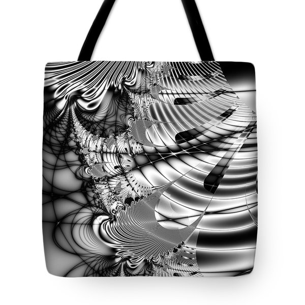 The Web We Weave Tote Bag by Wingsdomain Art and Photography
