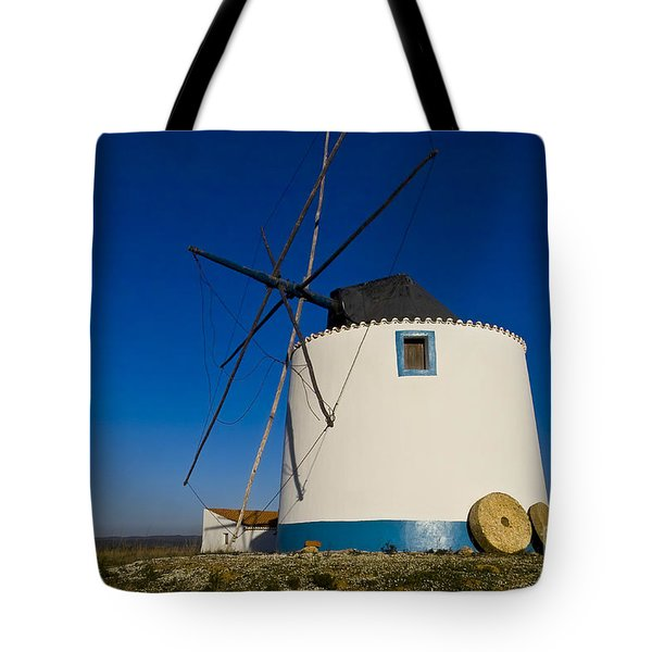 The Windmill Tote Bag by Heiko Koehrer-Wagner