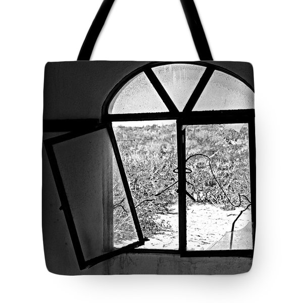 The Window Tote Bag by Cheryl Young