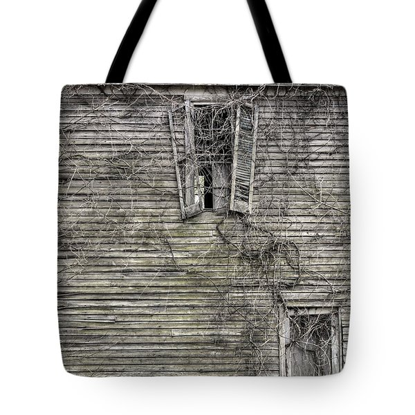 The Window up Above Tote Bag by JC Findley