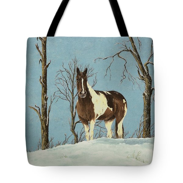 There Is A Season Tote Bag by Mary Ann King