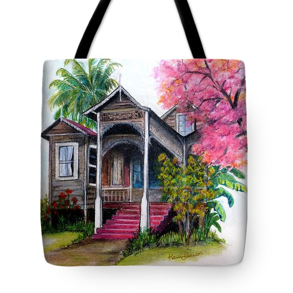 This Old House  Tote Bag by Karin Kelshall- Best