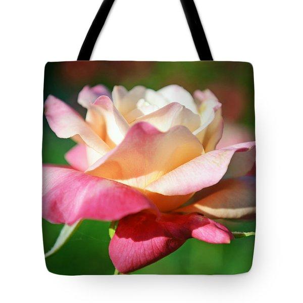 Thorns Have Roses Tote Bag by Melanie Moraga