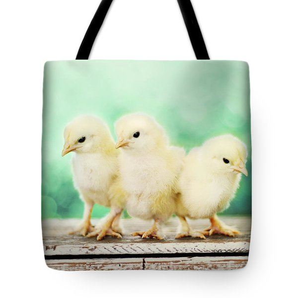 Three Amigos Tote Bag by Amy Tyler
