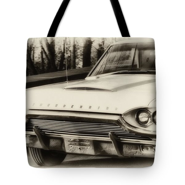 Thunderbird Dreams Tote Bag by Bill Cannon