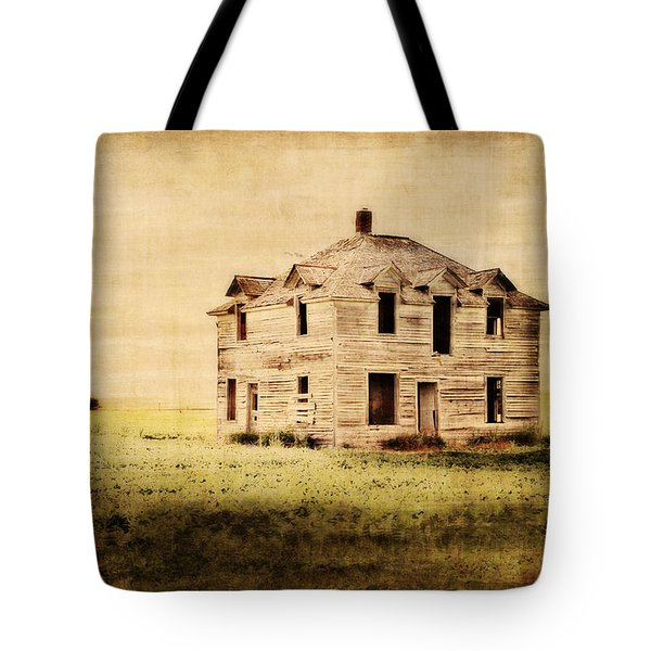 Time Forgotten Tote Bag by Julie Hamilton