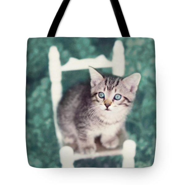 Time Out Tote Bag by Amy Tyler