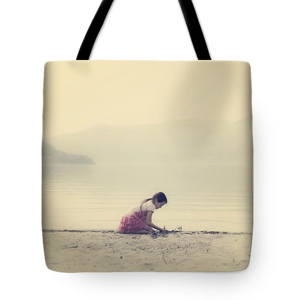 time to be Tote Bag by Joana Kruse