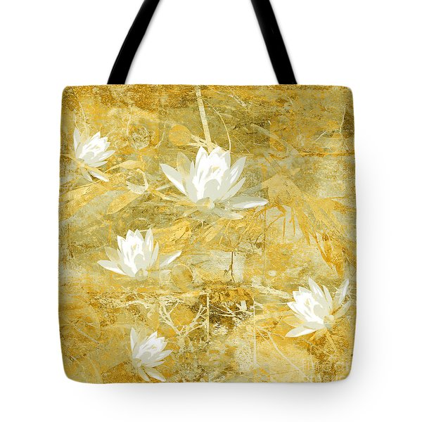 Timeless Beauty Photo Collage Tote Bag by Ann Powell