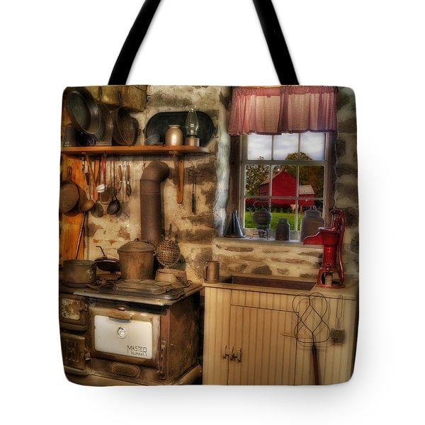 Times Gone By Tote Bag by Susan Candelario
