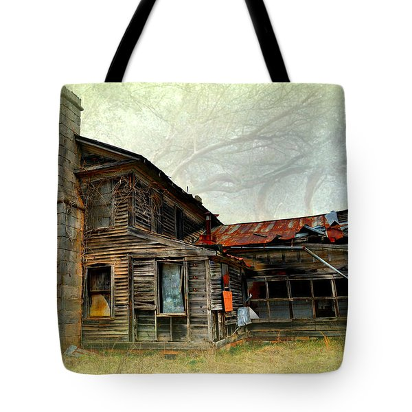 Times Long Gone Tote Bag by Marty Koch