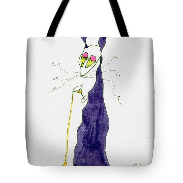 Tis Absolutly Tote Bag by Tis Art